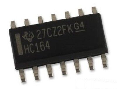 SN74HC164D HC164 Circuito Integrato SMD digitale SO14