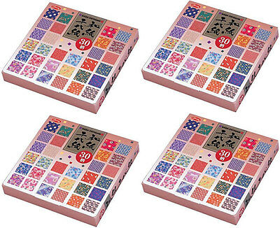 DHL Delivery 3-7 Days to USA Showa Grimm Washi Origami 30 Pattern 150sheets 4Set
