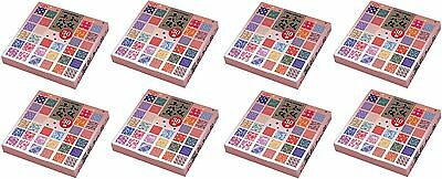 DHL Delivery 3-7 Days to USA Showa Grimm Washi Origami 30 Pattern 150sheets 8Set