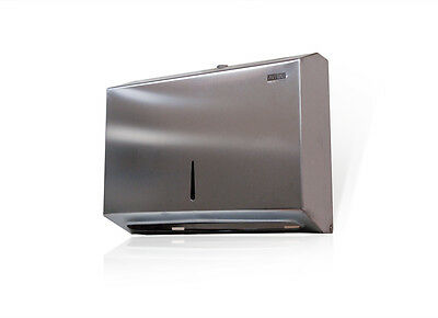 Aviva Stainless Steel Paper Towel Dispenser Rust-free 200-400 Sheet