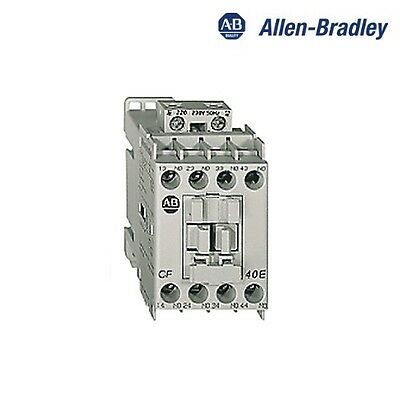 Allen Bradley 700-CF22MZJ (700-CF220* A) Mechanical Latch Relay 2xNO 2xNC 24v DC