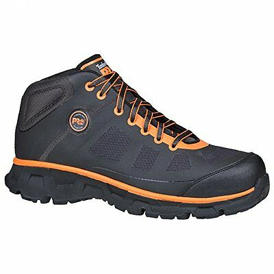 c7a2f2cdc35 TIMBERLAND PRO MEN'S Velocity Alloy Safety Toe EH Mid Industrial and  Construc...