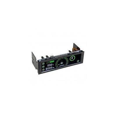 Lamptron CM430 PWM Fan Controller - Black / Green