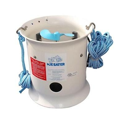 The Powerhouse Inc. P750-100-230V 3-4 HP Ice Eater with 100 ft. Cord, 230V