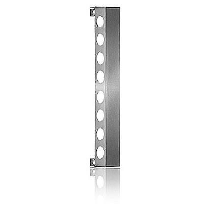 Vynebar VB8SS Vynebar 8 Stainless Steel Vertical Wine Rack