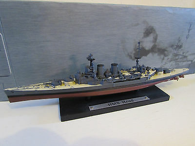 ATLAS EDITIONS 1:1250 WWII WARSHIPS - HMS HOOD NEW in box