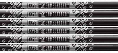 Easton Gamegetter XX75 400 Arrow Shafts, 1 Dozen