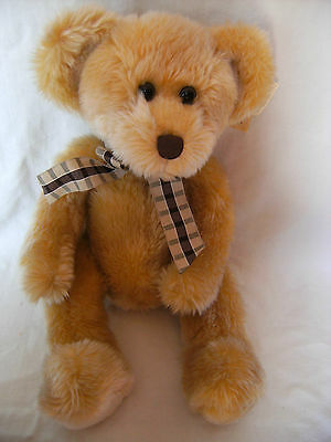 """16"""" Russ Berrie Kipling Teddy Bear - Bears From the Past with tag"""