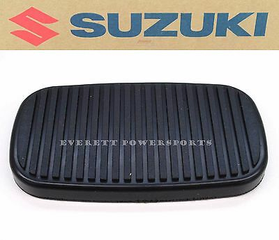 Genuine Suzuki Rear Brake Foot Lever Rubber Pedal Pad VL800 Intruder C90 K108
