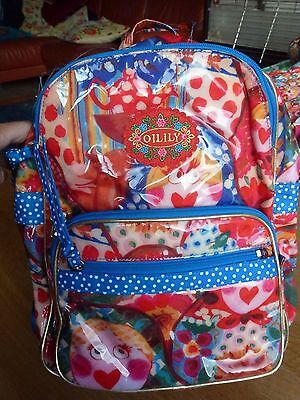 oilily small ruck sack russian doll design