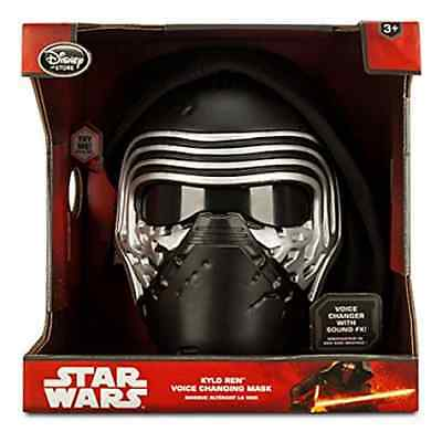 Star Wars: The Force Awakens Kylo Ren Voice Changing Mask