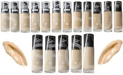 REVLON ColorStay Combination Oily Skin Makeup Foundation maquillage Fond 30ml FR