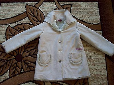 Girls Coat jacket Age 3-4 Years.  Height 98-104 cm.