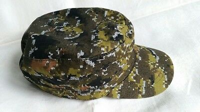 Rus army summer hat RYAB camo one size Rip-stop fabric
