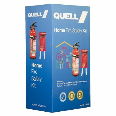 Quell Small Home Fire Safety Kit