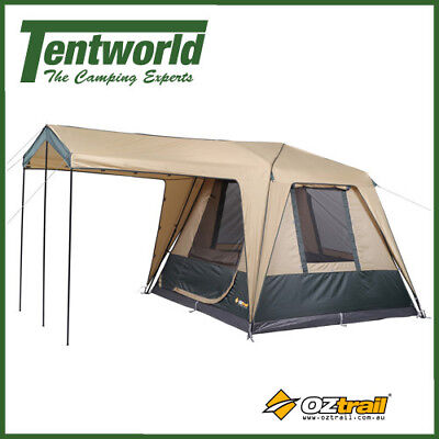 OZtrail Cruiser 240 Fast Frame 4 Man / Person Instant Up Camping Tent