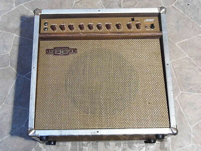 vintage SOLTON Craaft CHORUS 50 amp Combo Amplifier Germany 1980`
