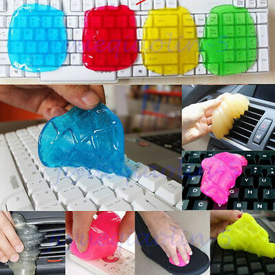 HOT Universal Cleaning Glue High Tech Cleaner Keyboard Wipe Compound Cyber Clean