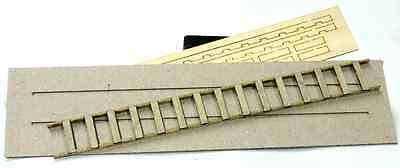 F/G scale BANTA MODEL WORKS #919 Ladders... 6 each with assembly fixture.