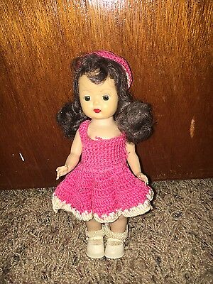 Vintage  8 Inch Story Book Doll Muffie