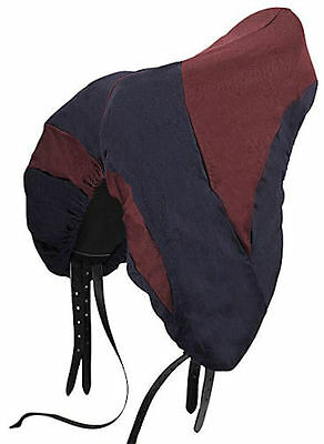 Horse Riding Equestrian Roma Two Tone Dressage Saddle Cover
