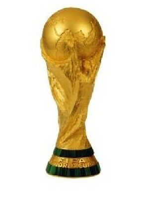 Official Fifa World Cup 2014 Replica Trophy 80Mm