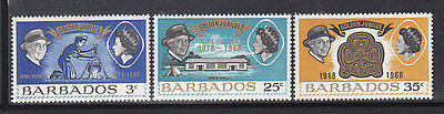 Barbados, Scouting, Girl Guides - Scouts, Mnh Stamps, Lot - 28