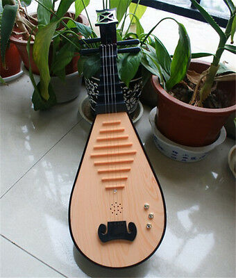 Creative Simulation Lute Musical Instrument Children Stage performance Props