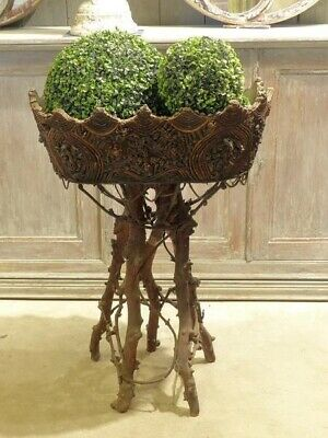 French Black forest planter – 19th century