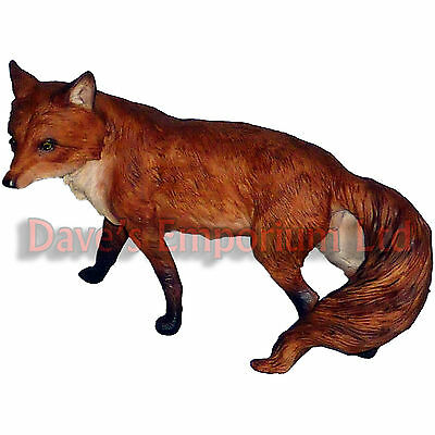 Large Red Fox by Juliana - Natural World Collection - Ornament Figurine 25cm