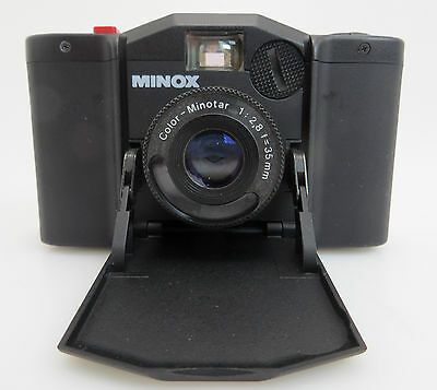 Minox 35 EL #3607731, Color Minotar 2,8/35mm  bk006
