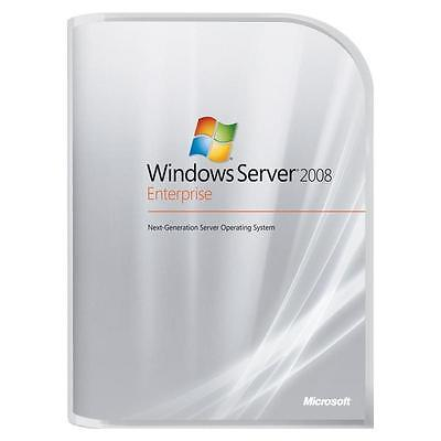 Windows Server 2008 R2 Enterprise Multi Language - 64 BIT