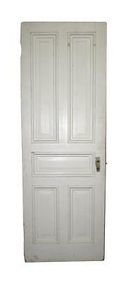 Large Raised Panel Wooden Farm Doors