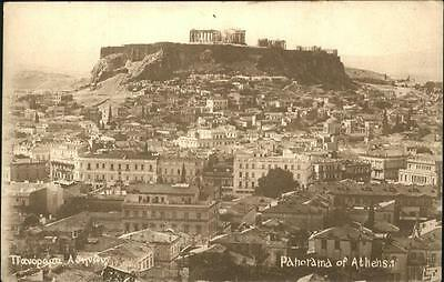 71388208 Athenes Athen Panorama Griechenland