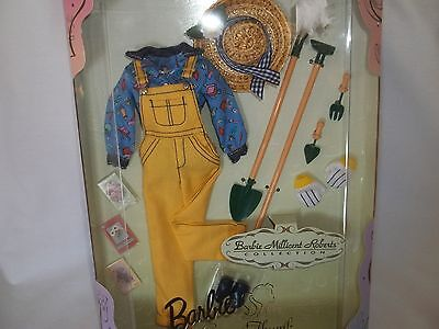 1997 Barbie Millicent Roberts Collection Green Thumb. #19433
