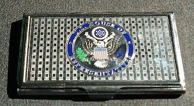 US # HOUSE of REPRESENTATIVES, BUSINESS CARD CASE