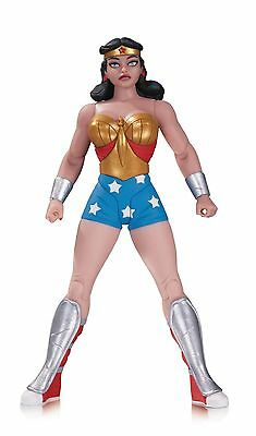 "2016 Dc Comics Collectibles Darwyn Cooke Wonder Woman 6"" Action Figure Mib"