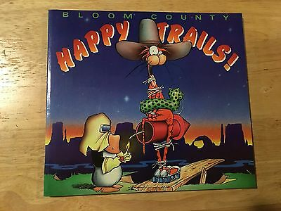 Bloom County Happy Trails