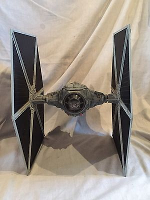 FREE POST rare Huge STAR WARS TIE FIGHTER LEGACY SAGA COLLECTION vgc