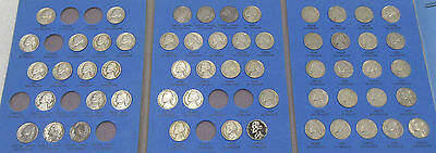 1938-1961 Jefferson Nickel Nearly Complete Set * Lot of   - Old US 5 Cent Coins
