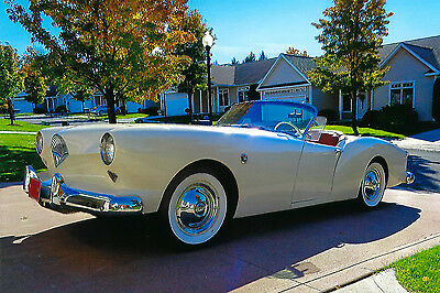 1954 Other Makes Kaiser Darrin Roadster RARE & highly collectible 1954 Kaiser Darrin one owner for fifty years low miles