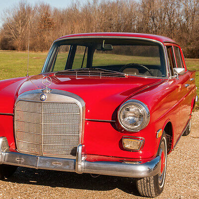 1968 Other Makes 200-Series 200D 1968 Mercedes Benz 200D,Same owner for 47 years,Extensive collection of records,