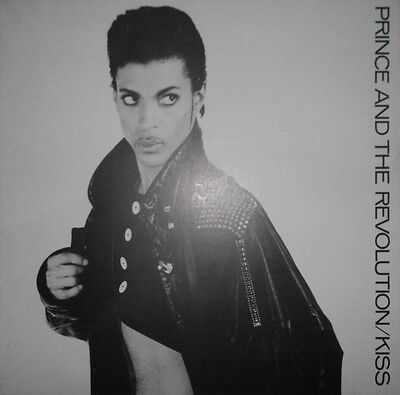 "Prince And The Revolution - Kiss 1986 Paisley Park EU Release 12"" Single in NM"