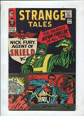 Strange Tales #135 (6.5) 1St Nick Fury, Agent Of Shield! Key Silver Age!