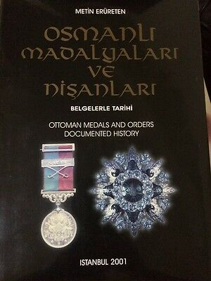 A History Of Ottoman Orders,Medals and Decorations,Gallipoli Star