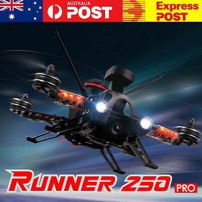 Walkera Runner250 Pro FPV racing drone with 1080p camera