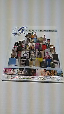 Catalog of Perfumes 164 pages. make money selling perfumes Start your Busines