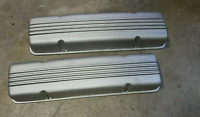 Cadillac 331 365 390 425 Finned Aluminum Eelco Valve Covers fits 49'-62' last pr