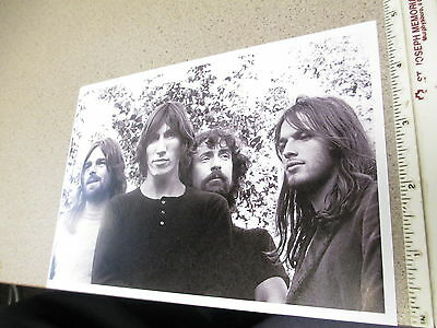 promo photo PINK FLOYD Roger Waters David Gilmour 1960s image,recent print