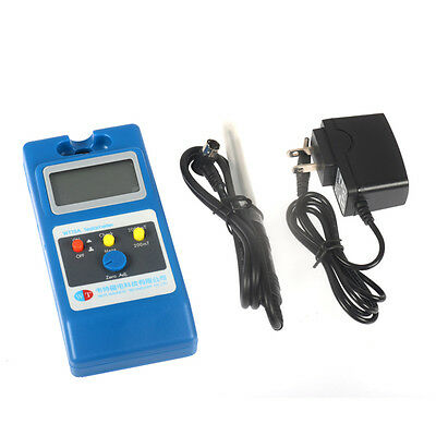 WT10A LCD Tesla Meter Gaussmeter Surface Magnetic Field Tester W/ Ns Function UK